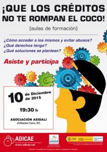 Cartel-CREDITO-2015---Aulas---Alicante