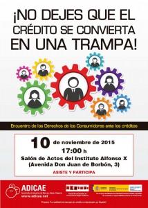 Cartel-CREDITO-2015---Encuentros---5_Murcia-10-nov_Maquetación-1
