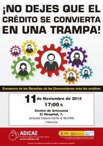 Cartel CREDITO 2015 - Encuentros - Valencia_Maquetación 1